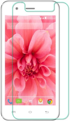 Fashion Fobia Tempered Glass Guard for Lava Flair E2(Pack of 1)