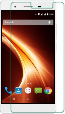 Tecozo Tempered Glass Guard for Lava Iris X5(Pack of 1)