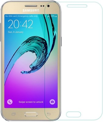 EasyShop Tempered Glass Guard for Samsung Galaxy J2 Pro