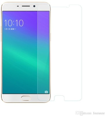 Swipe Shop Tempered Glass Guard for Oppo A37(Pack of 1)