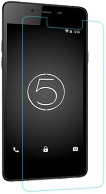 BhanujT Tempered Glass Guard for Micromax Canvas Play Q455(Pack of 1)