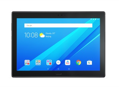 Lenovo Tab 4 10 Plus 16 GB 10.1 inch with Wi-Fi+4G Tablet(Aurora Black)   Tablet  (Lenovo)
