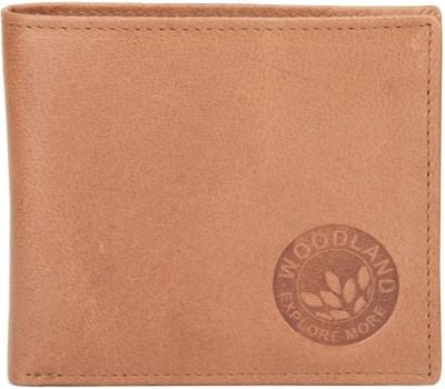 297ccf0e6f3 GRAB DEAL. Flipkart. Woodland Men Formal Tan Genuine Leather Wallet(3 Card  Slots)