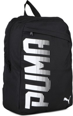 Puma Pioneer I 24 L Laptop Backpack(Black)