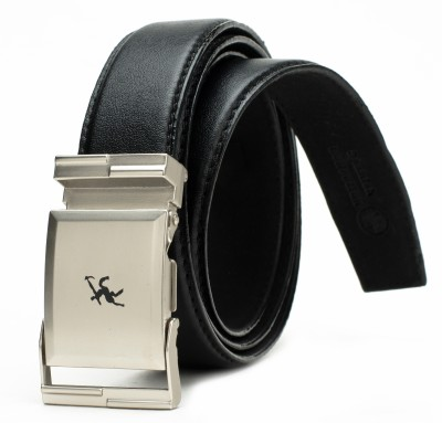 Winsome Men Formal, Casual Black Artificial Leather Belt