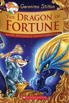 The Dragon of Fortune - An Epic Kingdom of Fantasy Adventures(English, Hardcover, Geronimo Stilton)
