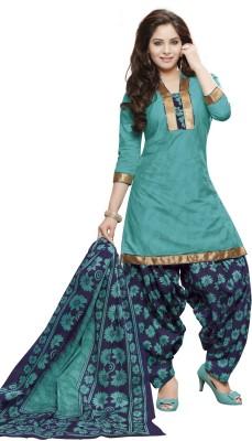 Reya Crepe Printed Salwar Suit Material Unstitched