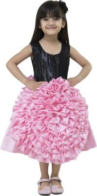 1af90e785cf3 19% OFF on Samsara couture Ball Gown(Black) on Flipkart