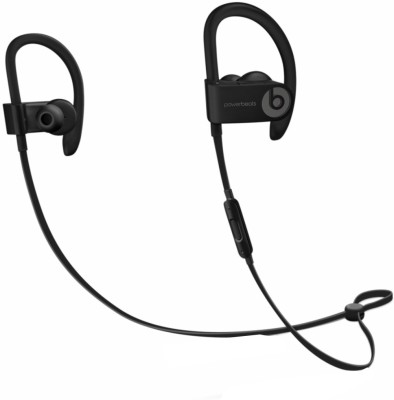 Apple Powerbeats3 Bluetooth Headset(Black, In the Ear)