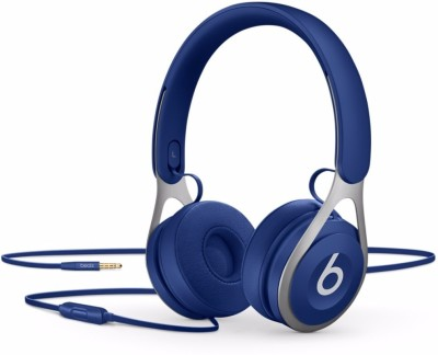 Cliptec BME737BL Neon Rock IN-Stereo Earphone with Mic Headphone(Blue, In the Ear)