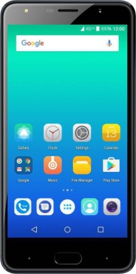 Micromax Evok Dual Note (Prussian Blue, 32 GB)(4 GB RAM) at flipkart