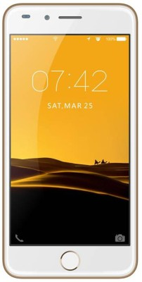 I Kall K30 (1+8GB) 4G Volte Smart Phone (Champagne, 8 GB)(1 GB RAM)