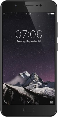 Vivo Y69 (Vivo 1714) 32GB Matte Black Mobile
