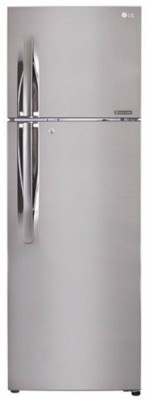 LG GL-I322RPZX 308 L 4 Star Frost Free Double Door Refrigerator