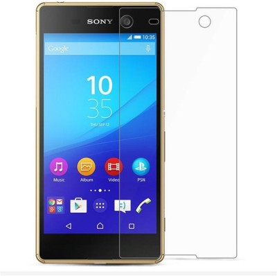 Mobile Crazy Tempered Glass Guard for Sony Xperia Z1
