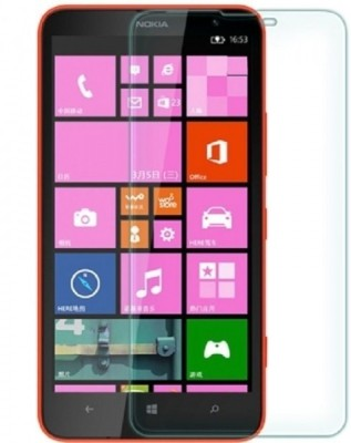 Shopat7 Tempered Glass Guard for Nokia Lumia 1320(Pack of 1)