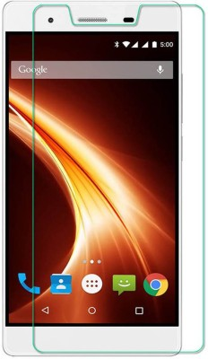 CLASSY CASUALS Tempered Glass Guard for LavaIrisX5(Pack of 1)