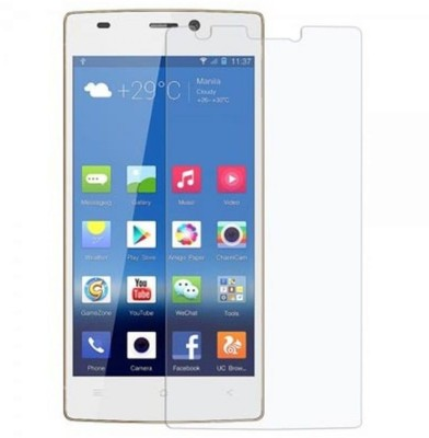 Mobi Square Tempered Glass Guard for Gionee Pioneer P2s