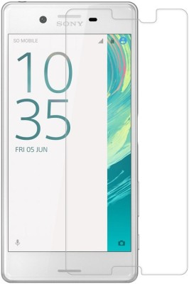 Friend Mild Tempered Glass Guard for Sony Xperia X