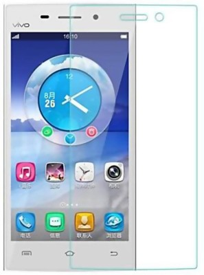 Wetrade Tempered Glass Guard for Vivo Y11(Pack of 1)