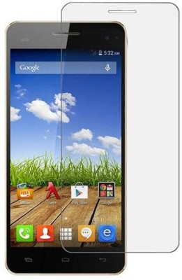 Exclusivebay Tempered Glass Guard for Micromax Canvas Selfie Q349