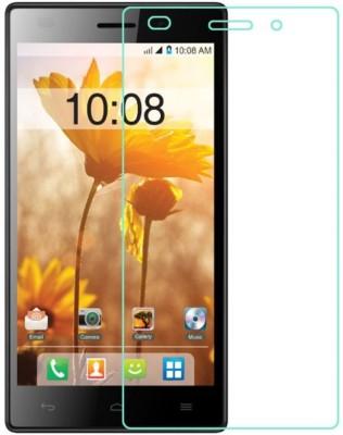 Jaipur Deals Tempered Glass Guard for Intex Aqua R4 Plus(Pack of 1)