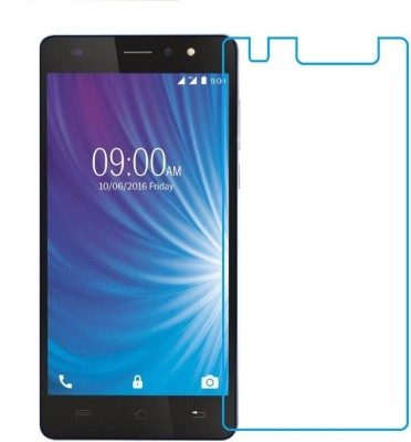 Mobi Square Tempered Glass Guard for Micromax Bolt Supreme 2 Q301
