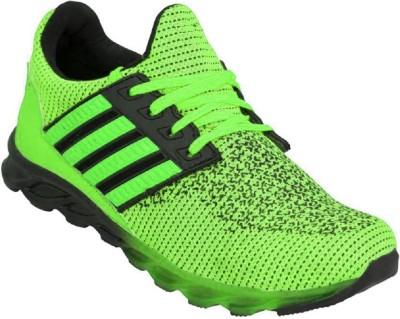 Stylos Football Shoes For Men Green Stylos Sports Shoes