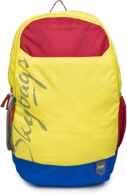 Skybags TRIO 25 L Backpack(Yellow)