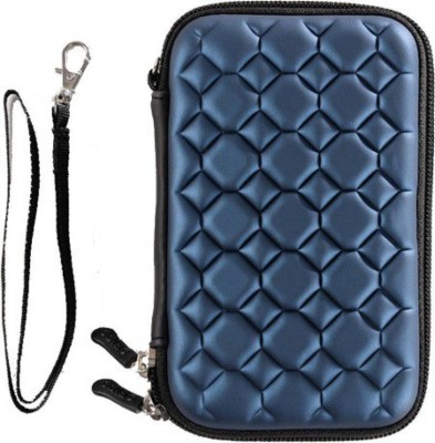 Frndzmart Navy Blue Bubble 2.5 inch External case (For Toshiba, Western Digital,, Seagate, Dell, Samsung, Sony, Hp, Hitachi)(For Dell, Toshiba, WD, Seagate, Transcend, Blue)