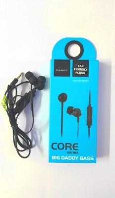 SHAR Ubon 31R Champ Wired Headset with Mic(Black or White, In the Ear) Flipkart