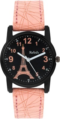 Relish RE-L063PT  Analog Watch For Girls