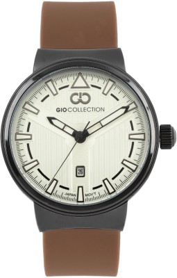 Gio Collection G1028-04 Analog Watch  - For Men at flipkart