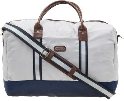 Bags R Us PRIMO D Travel Duffel Bag Grey