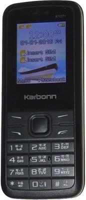 Karbonn K107+(Black & Yellow) 1