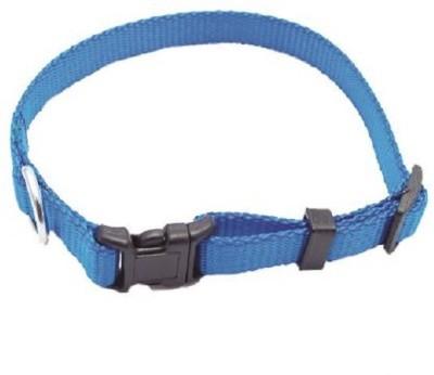 sicons Plain Dog Collar Charm(Blue, Round)