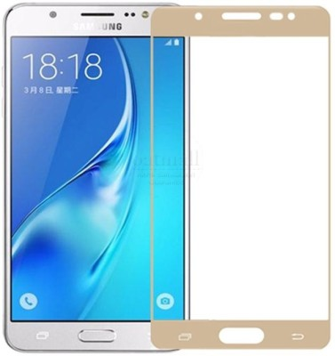 Store At Ur Door Edge To Edge Tempered Glass for SAMSUNG GALAXY J7 J710 2016(Pack of 1)