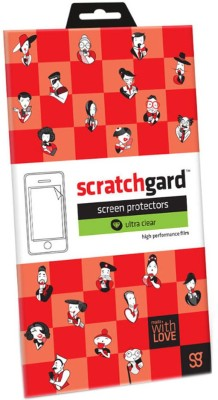 Scratchgard Front and Back Screen Guard for Motorola Moto Z (Front & Back)(Pack of 1)