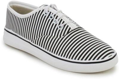 HMK Footwear Sneakers For Women(White)