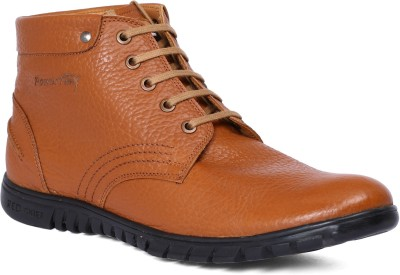 Red Chief Lace Up For Men (Tan)