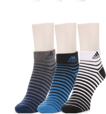 ADIDAS Men Ankle Length ADIDAS Men\'s and Women\'s Socks