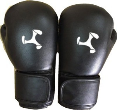 Le Buckle Tournament Gloves 12 ounces Boxing Gloves Black, Grey Le Buckle Boxing Gloves