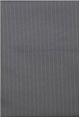 Dearman Suitings Synthetic Solid Trouser Fabric(Un-stitched)