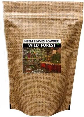WILD FOREST NEEM LEAVES(Azadirachta indica) POWDER(600 g) Flipkart