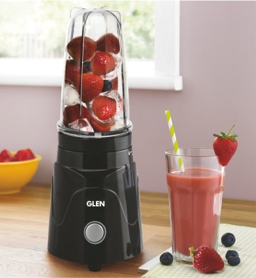 GLEN Glen 4048 350 Mixer Grinder 350 W Mixer Grinder(Black, 2 Jars) at flipkart