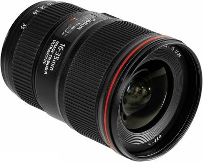 Canon EF16-35mm f/4L IS USM Lens� Lens(Black, 50) 1