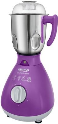 Maharaja Whiteline power click Powerclick Violet mixer grinder 750 W Juicer Mixer Grinder(Purple, 3 Jars)