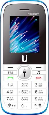 UI Phones Nexa Slim$(White & Blue) 1