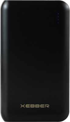 XEBBER 10000 mAh Power Bank (POWERBRIK, XTRM BLACK)(Black, Lithium Polymer) at flipkart