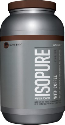 Isopure Protein Powder (1.36Kg, Coffee)